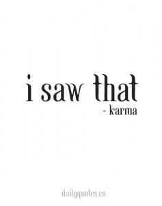 Karma pic